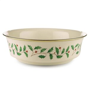 Holiday Serving Bowl