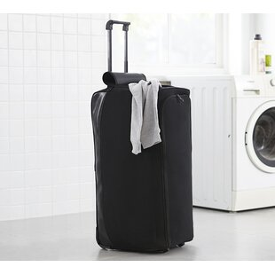 Great deal Duffle Laundry Bag with Wheel BySymple Stuff