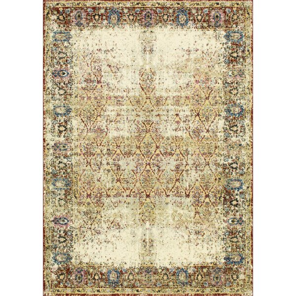 Boca Area Rug by World Menagerie