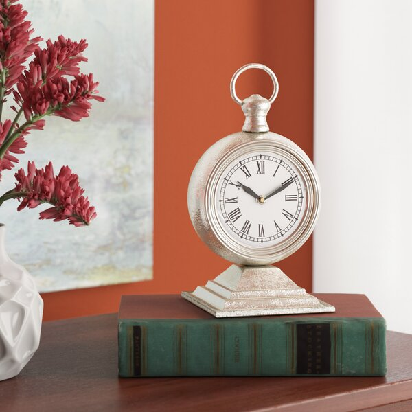 Table Clock by Alcott Hill