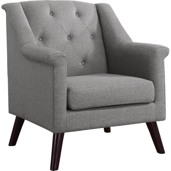 Mucha Armchair by Gracie Oaks Gracie Oaks