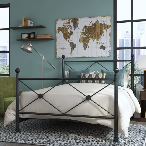Goodland Queen Panel Bed by Mercury Row