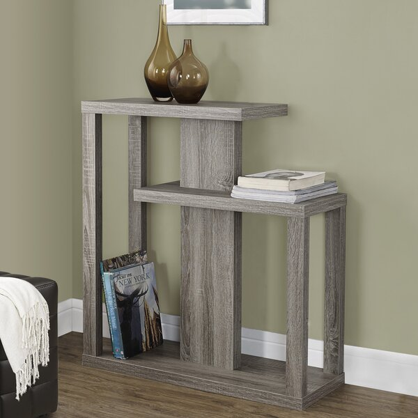 Aquin Three Tiered Console Table By Ebern Designs