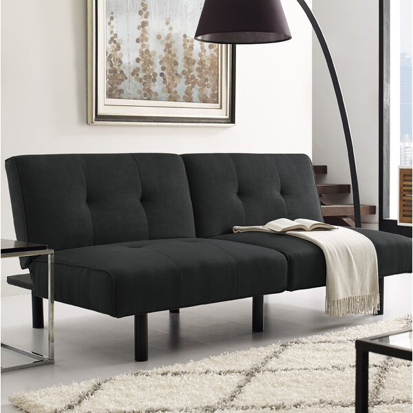 Harris Convertible Sofa by Serta Futons