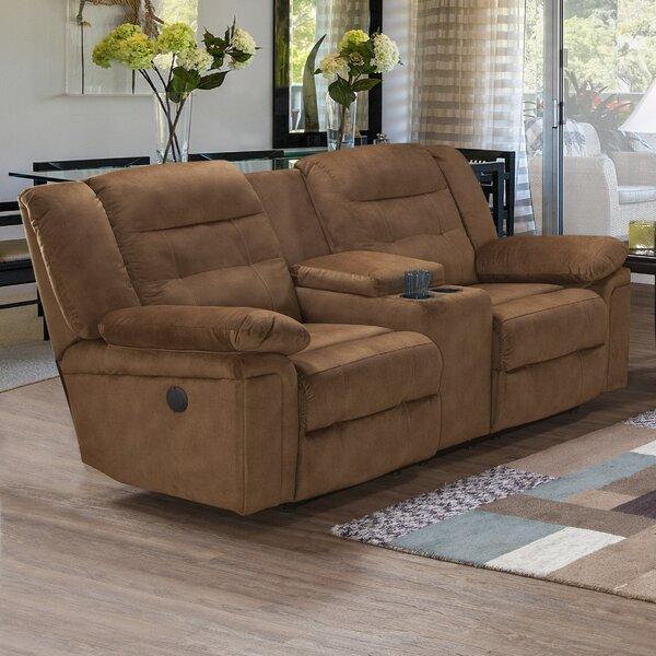 Hodgdon Reclining Sofa By Loon Peak