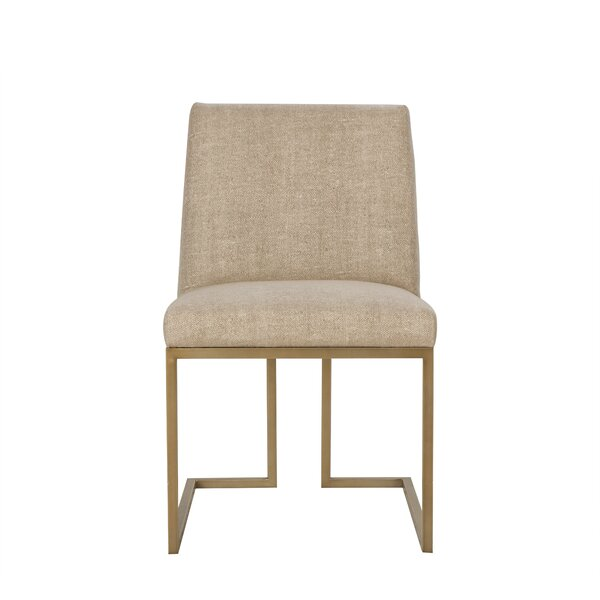 Nolanville Upholstered Dining Chair by Everly Quinn