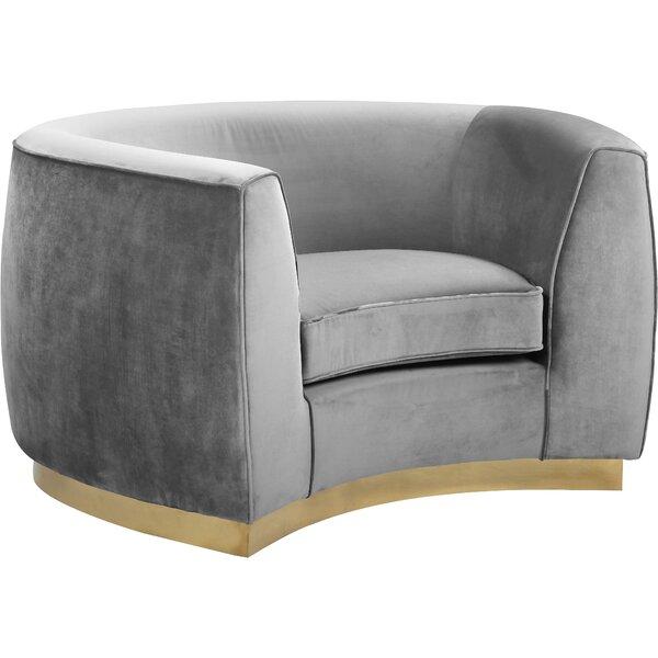 Antonsen Club Chair by Orren Ellis Orren Ellis