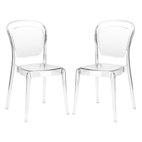 Mullet Side Chair (Set of 2) by House of Hampton
