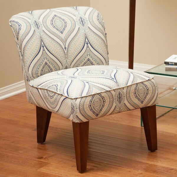 Hawley Slipper Chair by Home Loft Concepts