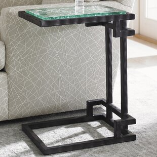 Island Fusion Hermes Reef End Table by Tommy Bahama Home