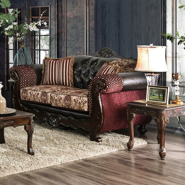 Latest Collection Rosalind Loveseat by Astoria Grand by Astoria Grand