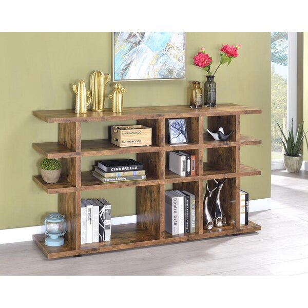 Bewley Geometric Bookcase by Foundry Select