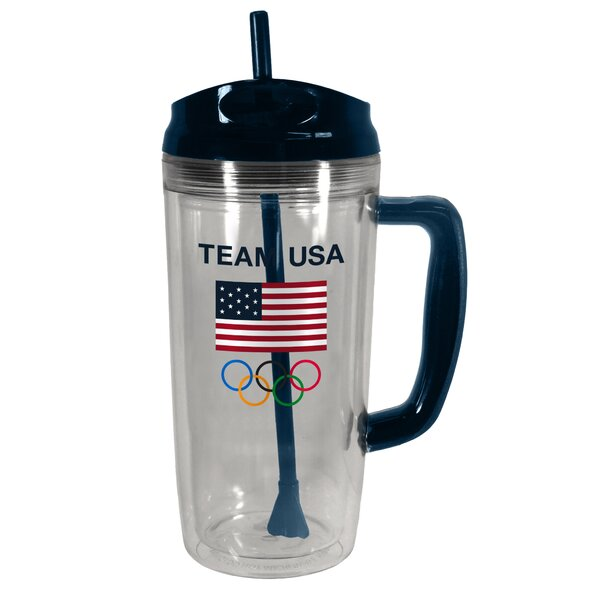 Olympics 32 oz. Plastic Travel Tumbler by Boelter Brands
