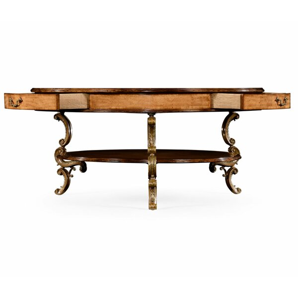 Versailles Coffee Table With Storage By Jonathan Charles Fine Furniture