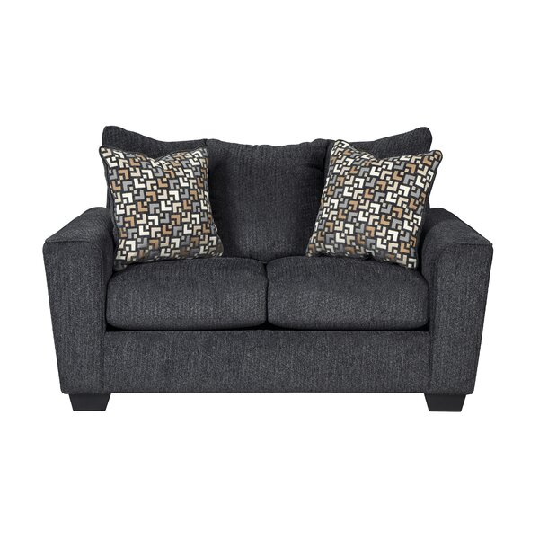 Trapp Loveseat by Latitude Run