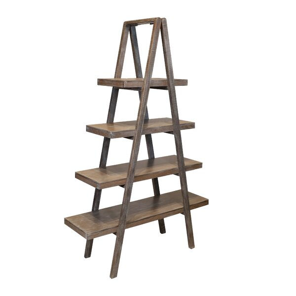 Goggans Anaquel Ladder Bookcase by Brayden Studio