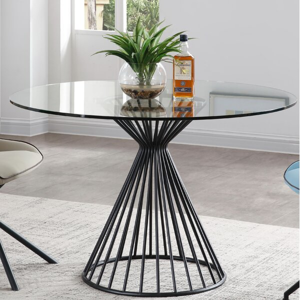 Bottom Dining Table by Brayden Studio
