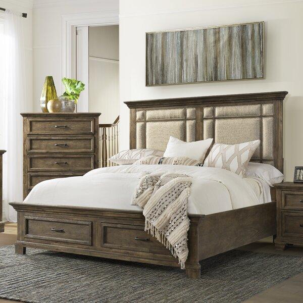 Charleston Upholstered Platform Bed by Gracie Oaks