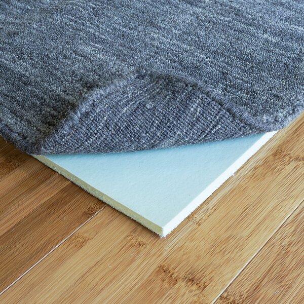 Beulah Comfort Memory Foam Rug Pad by Symple Stuff