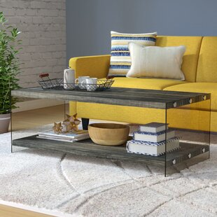 Timon Modern Coffee Table Mercury Row