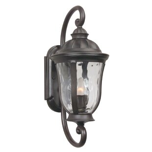 Price comparison Oakhill Traditional 1-Light Outdoor Wall Lantern By Charlton Home