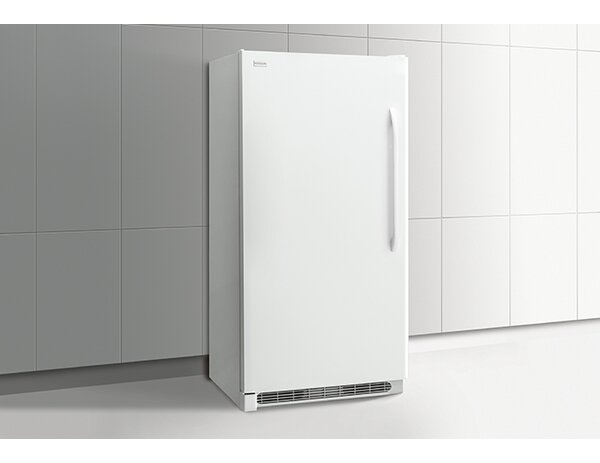 20.5 cu. ft. Frost-Free Upright Freezer by Frigidaire