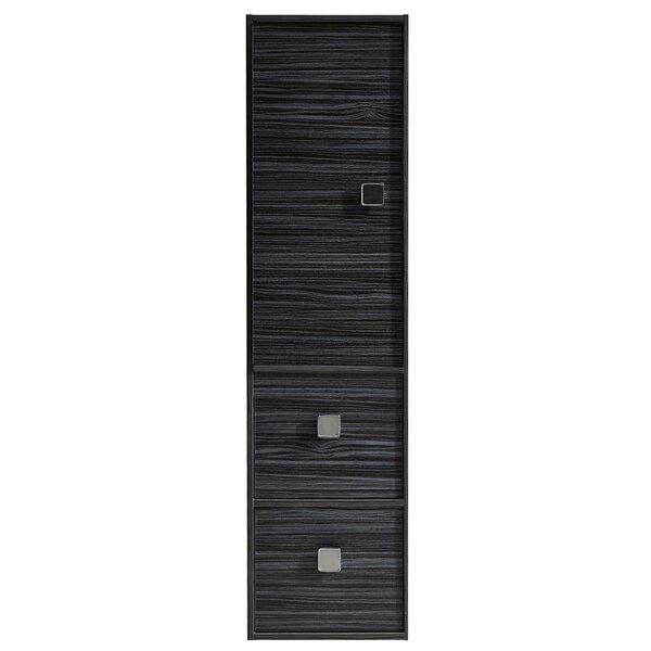 Forest 15.75 W x 59.1 H Wall Mounted Cabinet by Ivy Bronx