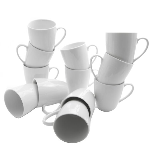 Rommel Catering Packs Round Mugs (Set of 12) by Wi