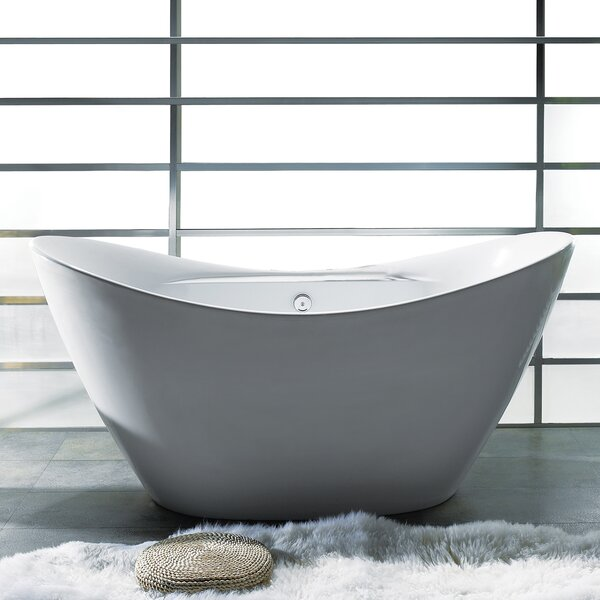 67 x 30 Soaking Bathtub by AKDY