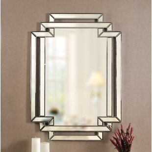 Compare & Buy Seren Accent Mirror By Mercer41
