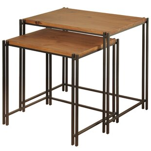 Read Reviews Klein 2 Piece End Table Set By Union Rustic