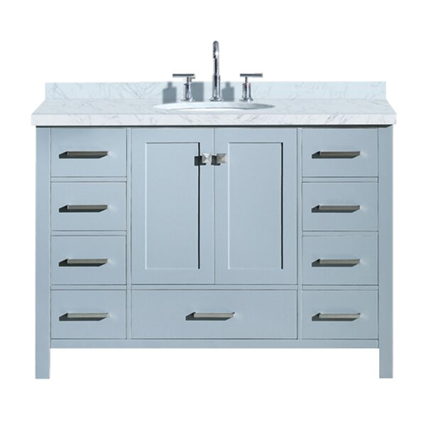 Utley 49 Single Bathroom Vanity Set by Andover Mills