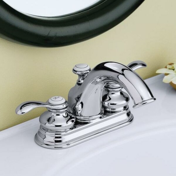 Fairfax Centerset Bathroom Faucet with Drain Assembly by Kohler