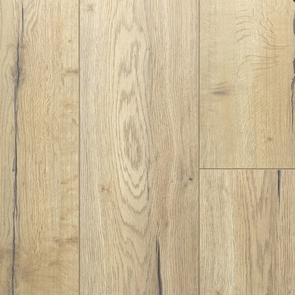 EarthCare 8 x 48 x 12mm Oak Laminate Flooring in Barn by Dyno Exchange