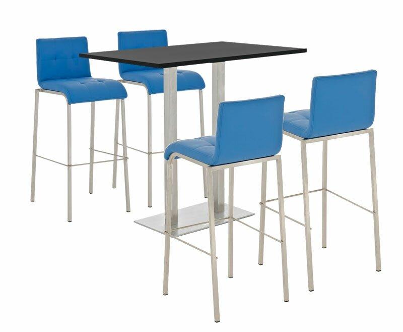 home haus 5 tlg bartisch set hertali. Black Bedroom Furniture Sets. Home Design Ideas