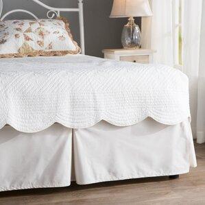 Gwinner Tailored Bed Skirt
