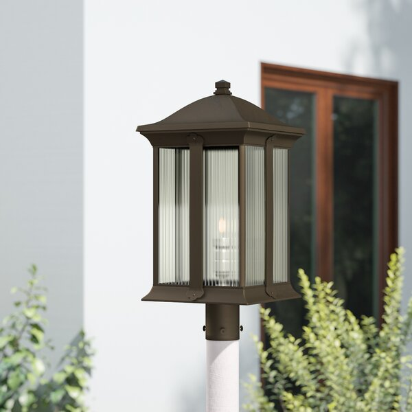 Oakhill 3-Light Lantern Head by Charlton Home