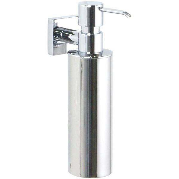 Soriano Wall Mounted Soap & Lotion Dispenser by Orren Ellis