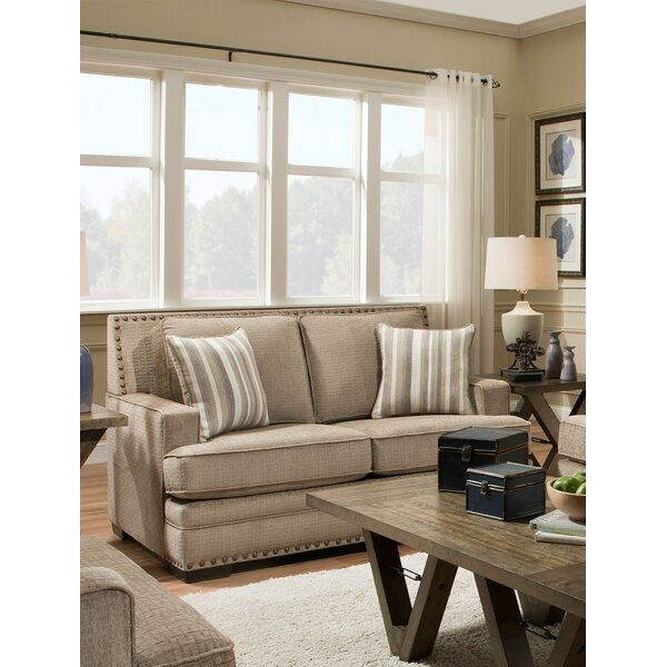 Nakia Loveseat by Darby Home Co