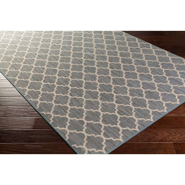 Chesterville Gray Area Rug by Highland Dunes