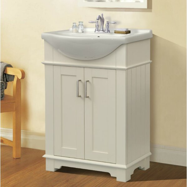 Itzhak 24 Single Bathroom Vanity Set by Willa Arlo Interiors