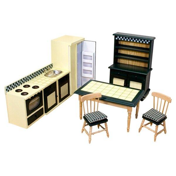 Dollhouse Kitchen Furniture By Melissa Doug.