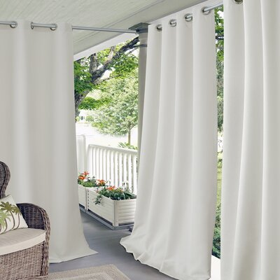 Outdoor Curtains You Ll Love Wayfair