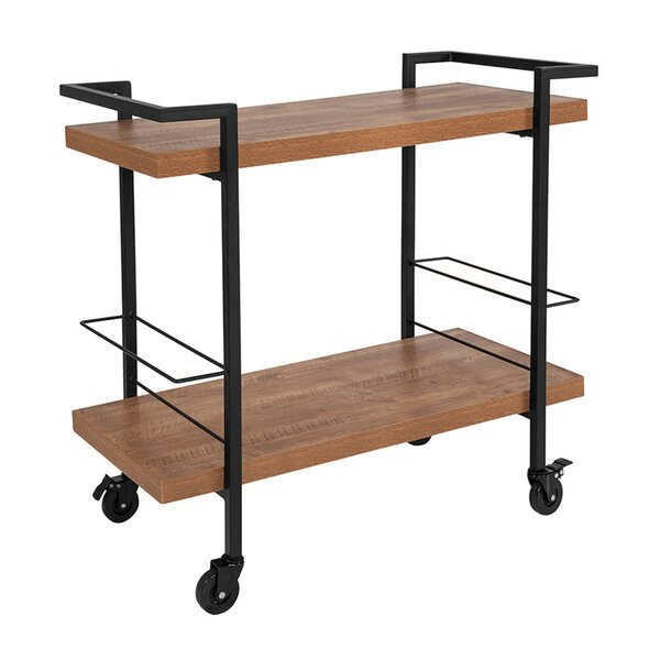 Heyman Bar Cart by Loon Peak