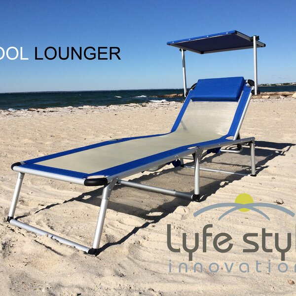 Cool Chaise Lounge by Marstone USA