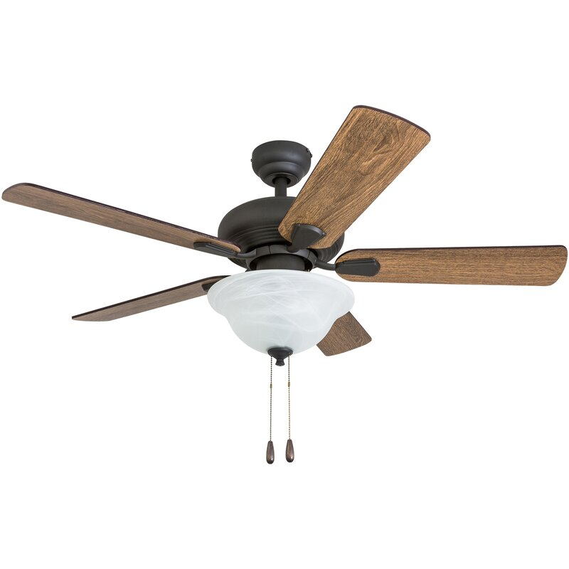 Millwood pines 42 ugalde 5 blade led ceiling fan wayfair 42 ugalde 5 blade led ceiling fan aloadofball Image collections