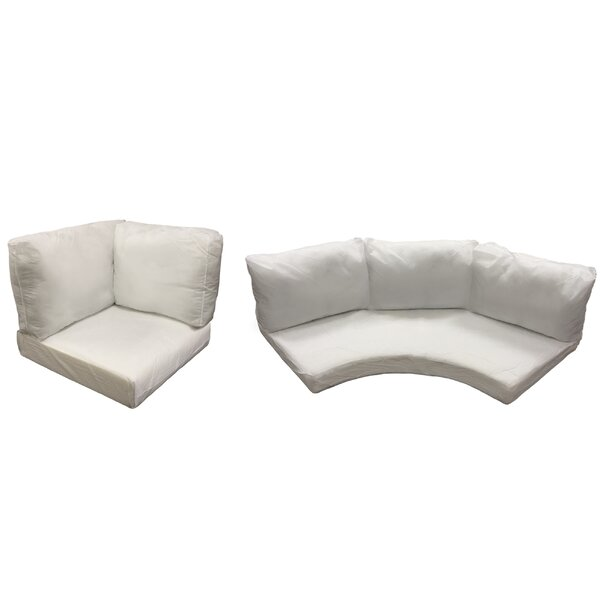 Florence 10 Piece Outdoor Cushion Set by TK Classics