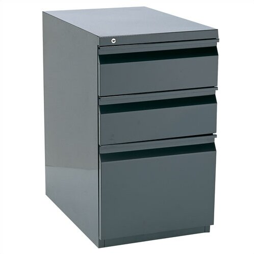 3 Drawer Box/File Filing Cabinet by Storlie