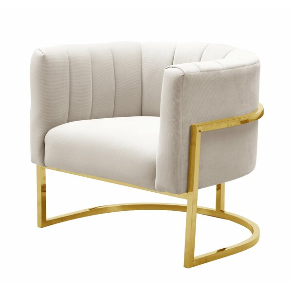 Kershner Armchair by Mercer41 Mercer41