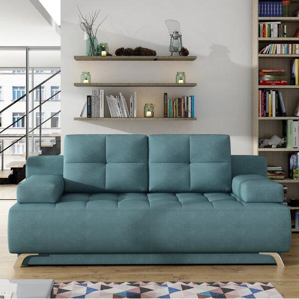 Klass Sleeper Sofa by Orren Ellis